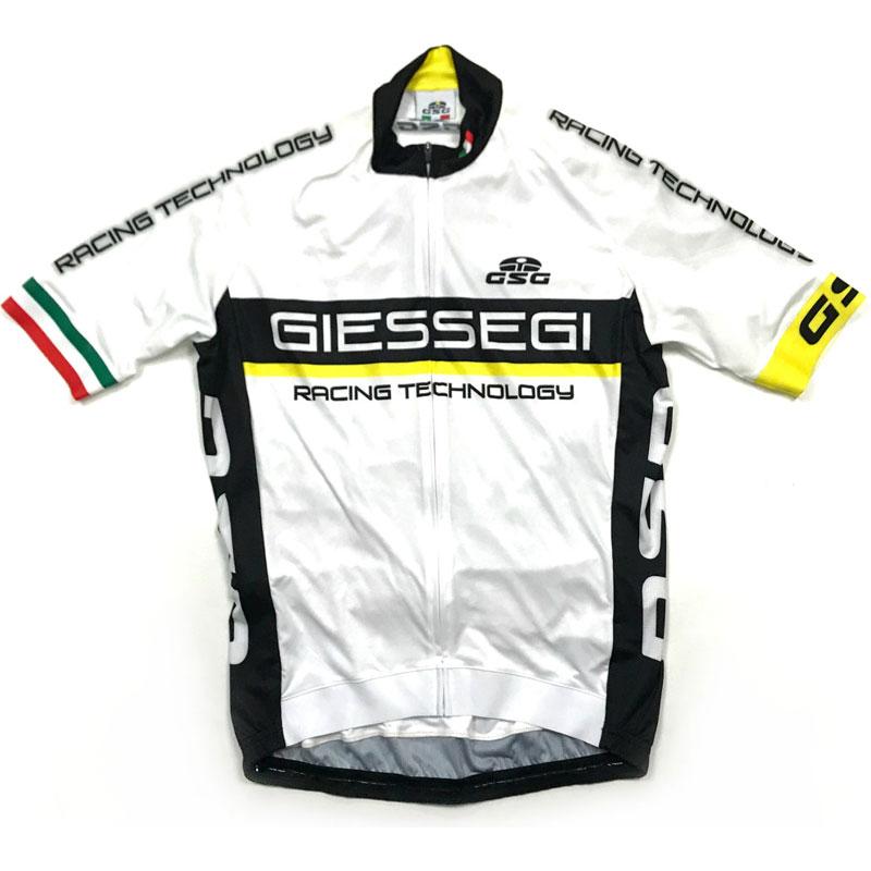 GSG RT-G 2 Jersey ホワイト/イエロー