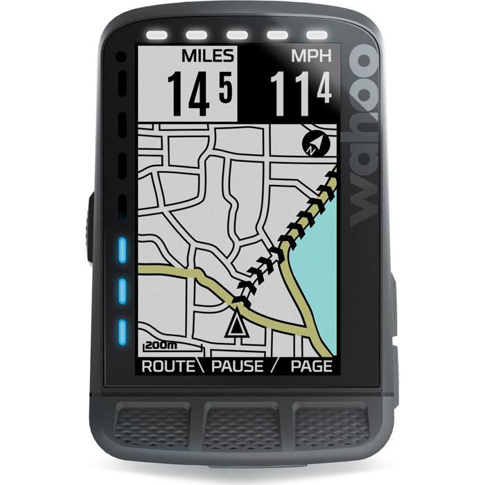 WAHOO エレメント ローム GPS、Wi-Fi、ANT+、Bluetooth対応