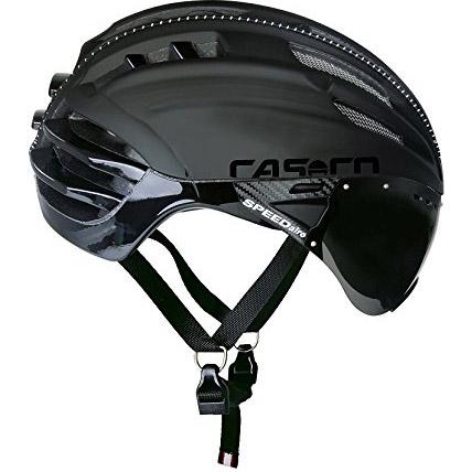 カスコ SPEEDairo バイザー付き ブラック ヘルメット