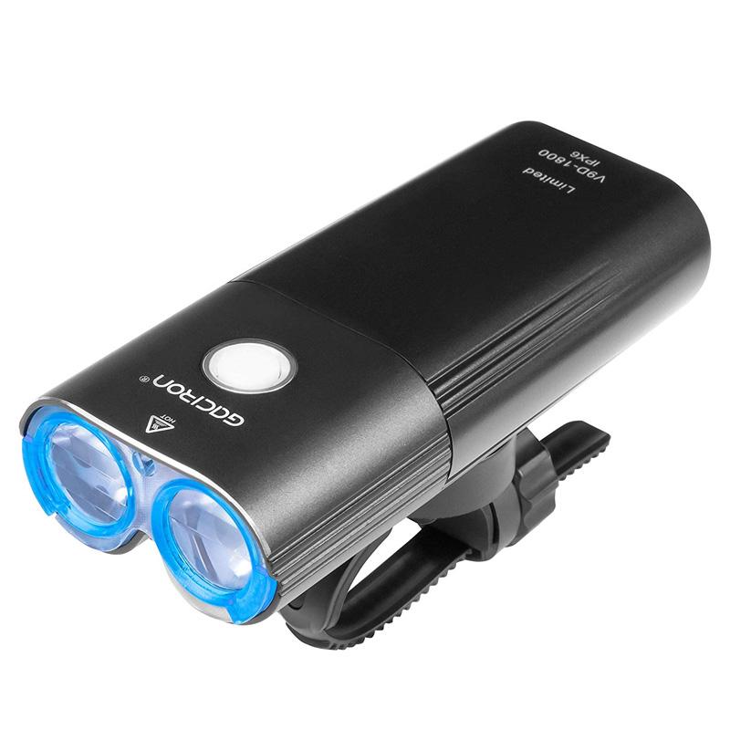 ガシロン V9D1800 ヘッドライト USB充電