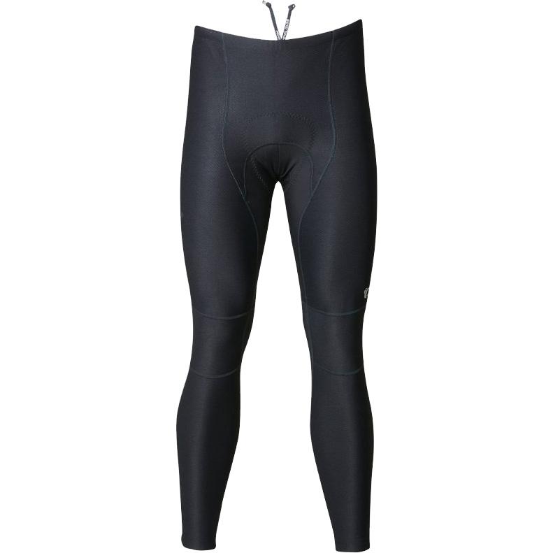 パールイズミ 【6000-3DR】ウィンドブレーク タイツ (5℃対応) 1.ブラック