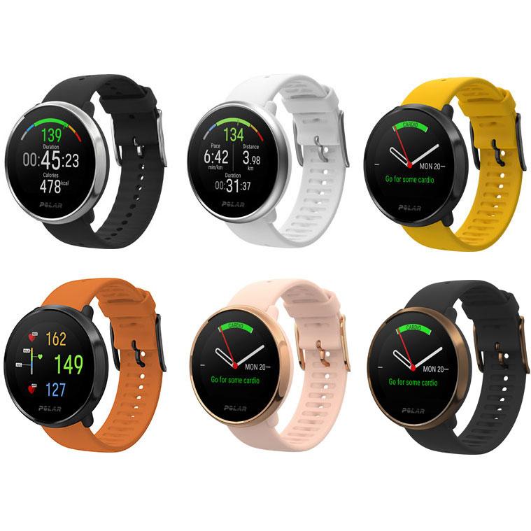 ポラール IGNITE GPS リストバンド型 心拍計 活動量計 Bluetooth対応