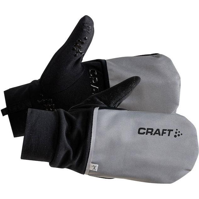 クラフト Hybrid Weather Glove Reflective シルバー/ブラック (926999)
