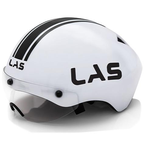 ラス CRONO ホワイト/ブラック ヘルメット