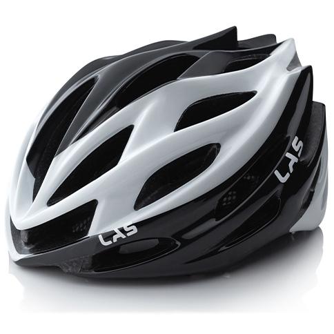 ラス GALAXY 2.0 ブラック/ホワイト ヘルメット