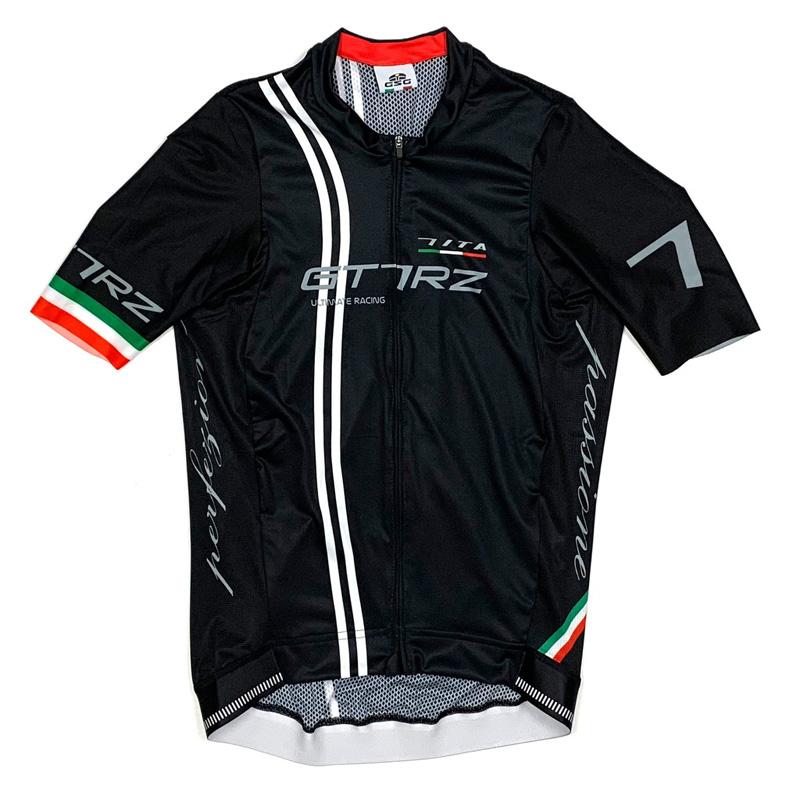 セブンイタリア GT-7RZ Jersey ブラック