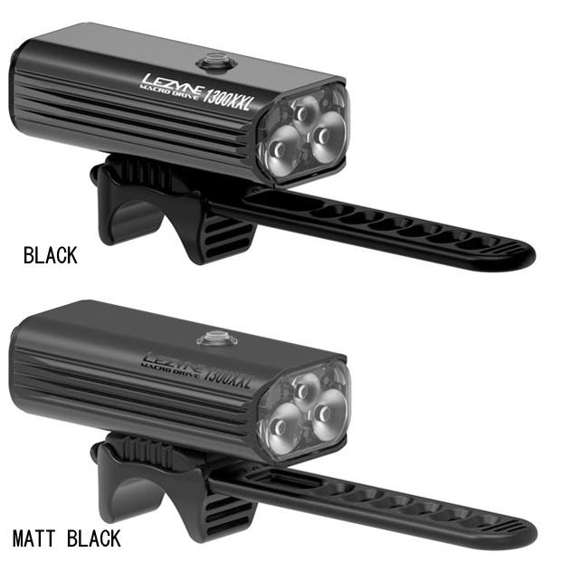 レザイン MACRO DRIVE 1300XL ヘッドライト USB充電