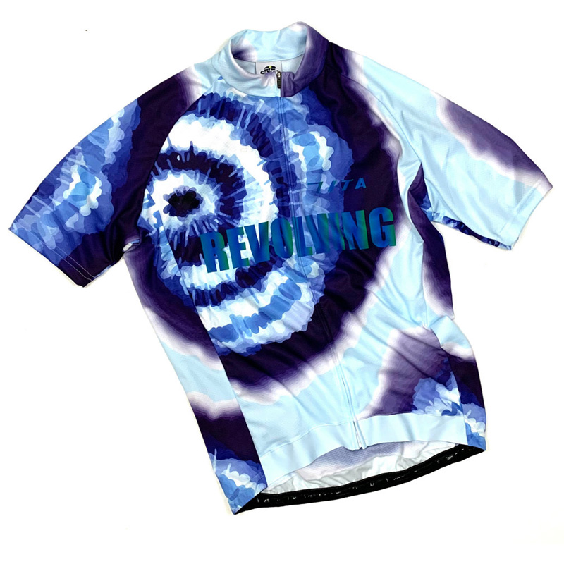 セブンイタリア LSD Jersey ブルー