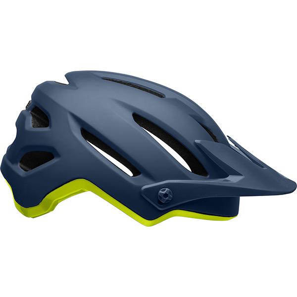 ベル 4フォーティ MIPS ブルー/ハイヴィズ ヘルメット
