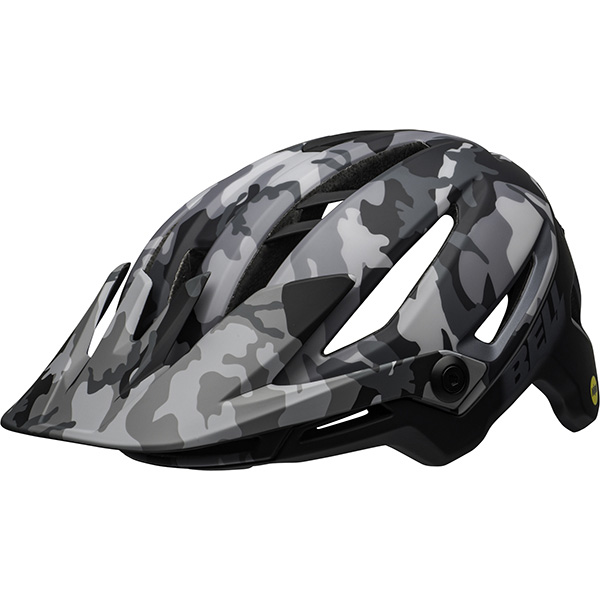 ベル シクサー MIPS ブラックカモ ヘルメット