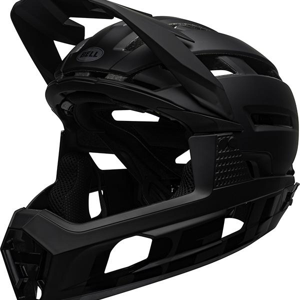 ベル スーパー エア R MIPS ブラック ヘルメット