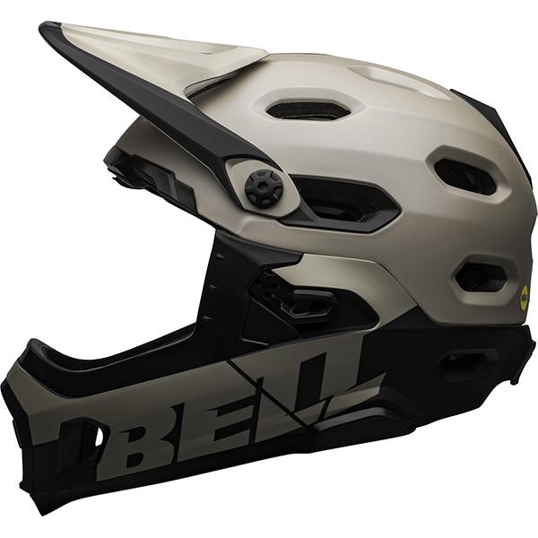 ベル スーパー DH MIPS サンド/ブラック ヘルメット