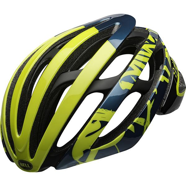 ベル Z20 MIPS ハイヴィズ/ブルー ヘルメット