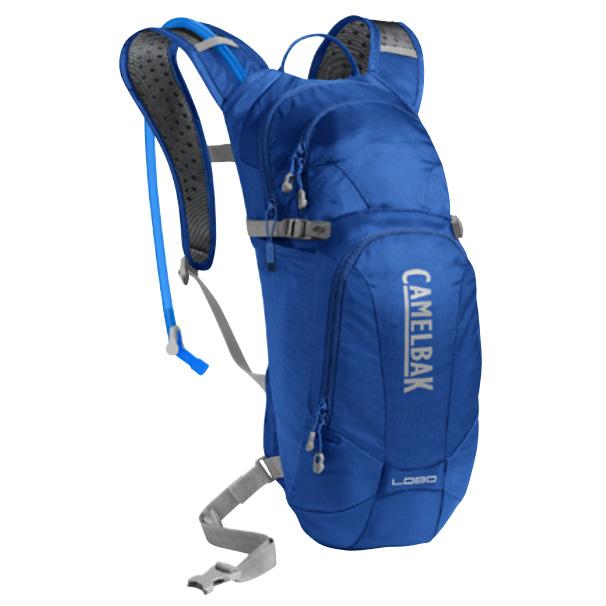 キャメルバック ロボ ラピスブルー/シルバー ハイドレーションバッグ