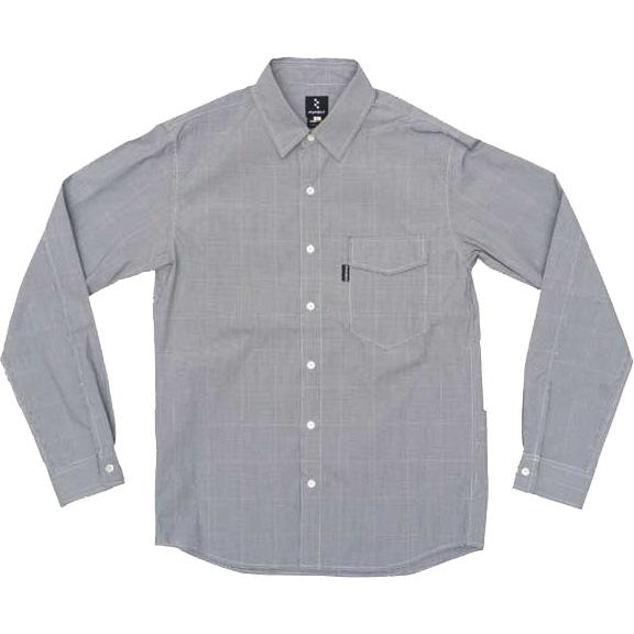 リンプロジェクト 【2118】プロツアラーシャツ グレーチェック