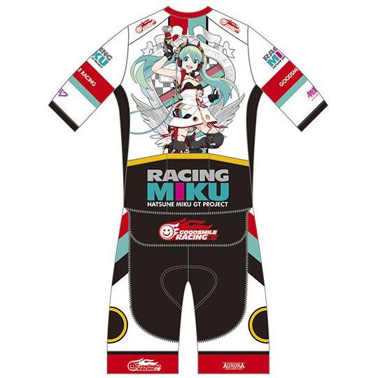 【代引不可】KASOKU 「レーシングミク 2020」サイクルセパレートワンピース 2020Ver 200525 【予約商品】