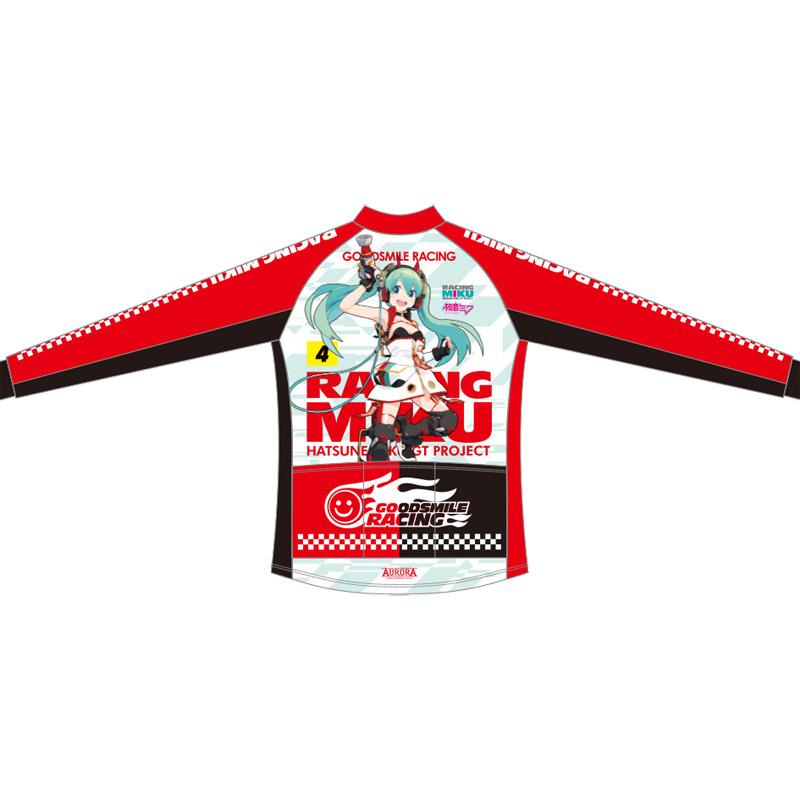 【代引不可】KASOKU サイクルウィンターシールドジャケット レーシングミク 2020Ver. 20201018 【予約商品】