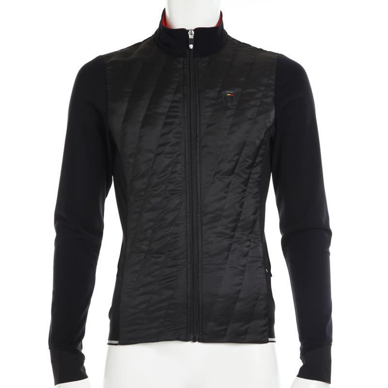 リオン ド テレビで話題 人気海外一番 カペルミュール オニキスブラック インサレーションジャケット