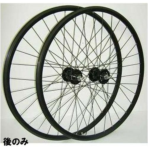 ダイアコンペ グランコンペ ピストホイール ブラック リア 【自転車】【トラック・ピストパーツ】【ホイール】