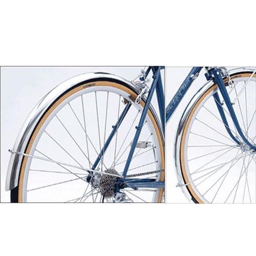 ホンジョウ センタープル スポルティーフ フェンダー 700c用(28-32c) 【自転車】【ドロヨケ】【ロード用(700C)】【ホンジョウ】