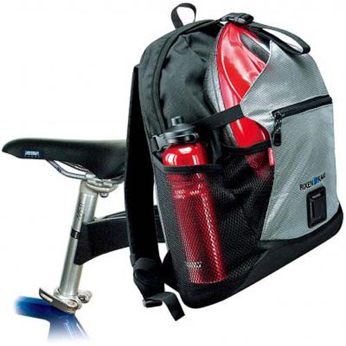 リクセンカウル リアバッグ KM821 フリーパックスポーツ 【自転車】【バッグ】【リアバッグ】【リクセンカウル】