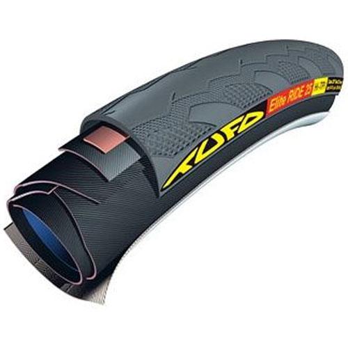 TUFO Elite Ride 25 チューブラー 【自転車】【ロードレーサーパーツ】【タイヤ(チューブラ)】【レース用】