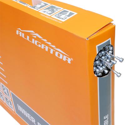 アリゲーター スリックステンレス ロード ブレーキインナーBOX(100本入り)