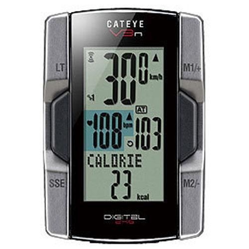 キャットアイ CC-TR310TW V3N ワイヤレス ケイデンス 心拍計 【自転車】【サイクルメーター】