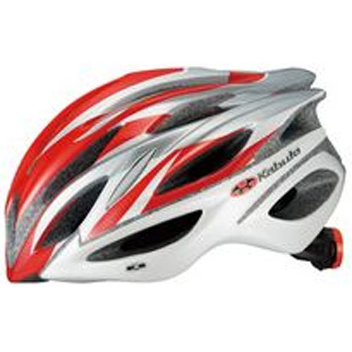 OGKカブト リガス2 ファングレッド ヘルメット 【自転車】【ヘルメット(大人用)】【OGKカブト】