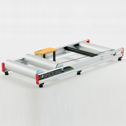 ★【同梱不可】ミノウラ R800 ライブロール 3本ローラー台