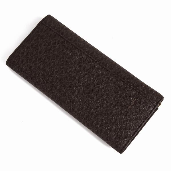 Michael Kors MICHAEL KORS long wallet JULIANA 32S6GJRE9B Brown