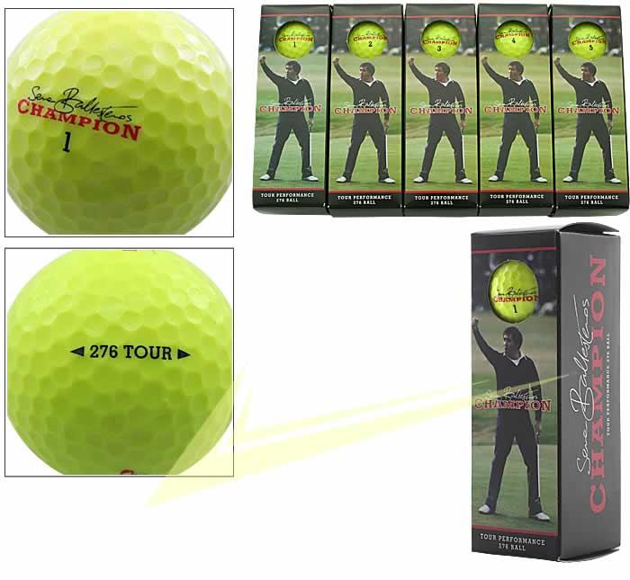 巴列斯特羅斯燈飾品牌新高爾夫彩球 2 盒 = 30 球是例外 2480年日元 !MD 高爾夫冠軍高爾夫 fs3gm