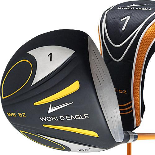 World eagle WORLDEAGLE 5Z driver black rule conformity model fs3gm