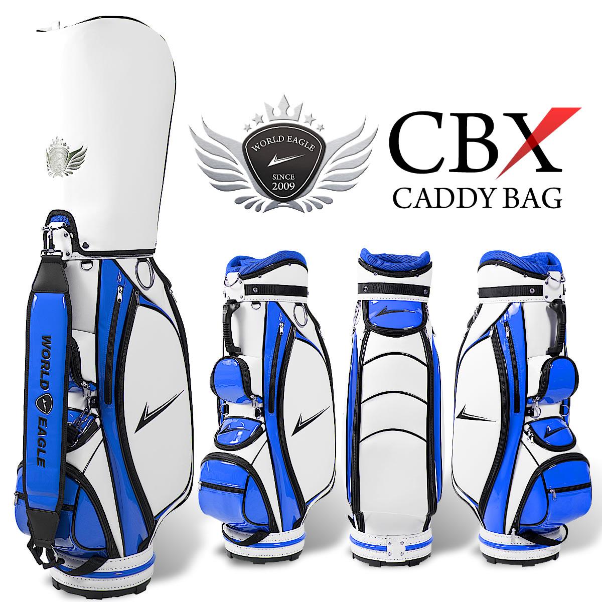 アウトレット 展示品 令和を迎えた最初のラウンドは、新しいゴルフバッグで気分一新!CBX005 メンズカートバッグ【沖縄/北海道は別途送料必要】【add-option】【あす楽】
