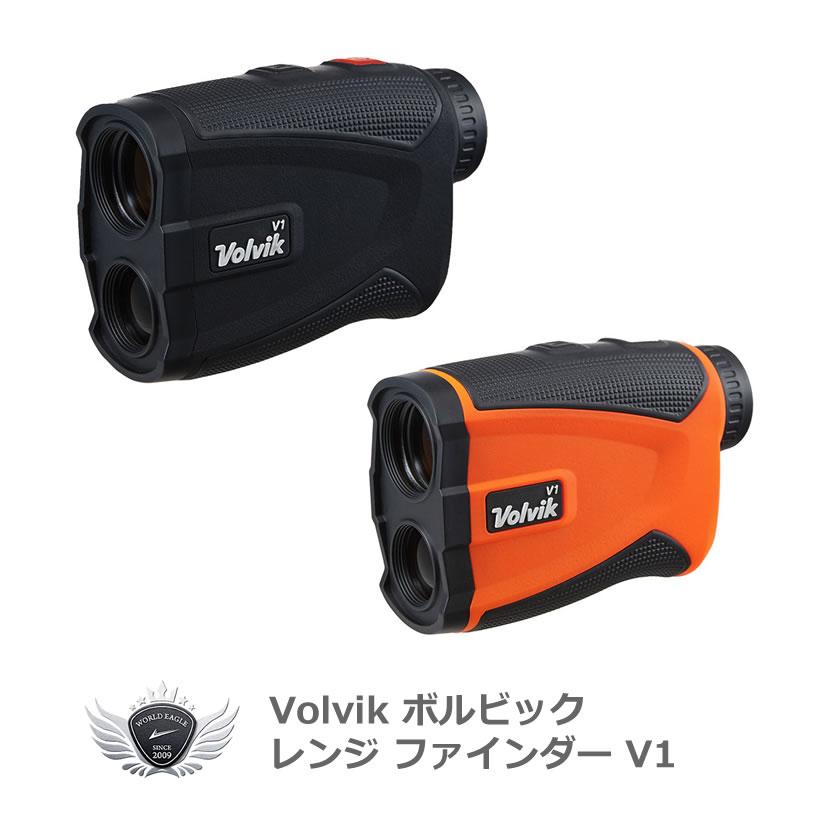 Volvik ボルビック レンジファインダーV1 ゴルフ用レーザー距離測定器