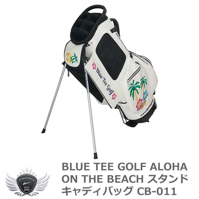 BLUE TEE GOLF ブルーティーゴルフ スタンドキャディバッグ CB-011