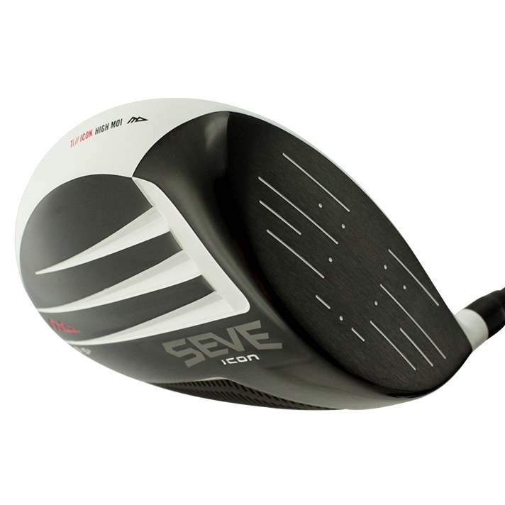 30 Only! 10.5 ° & R/S limited Seve Ballesteros driver Seve icon ハイモイ white driver fs3gm