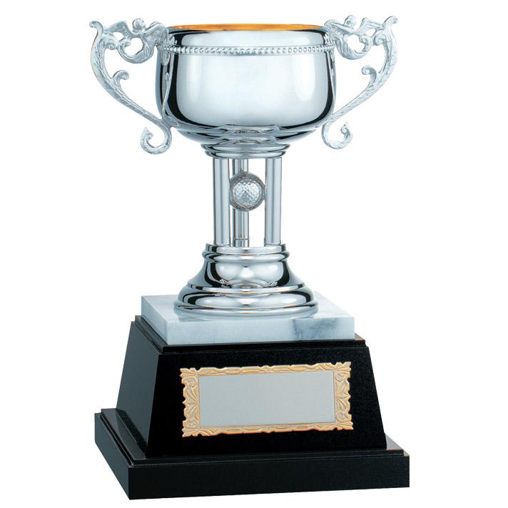パインシルバー ゴルフカップ PS.1130-D【松下徽章】【文字刻印代無料】【送料無料】【コンペ景品】