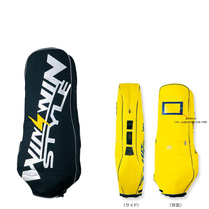 WINWIN STYLE ウィンウィンスタイル トラベルカバー WINWIN ブラック TC-015