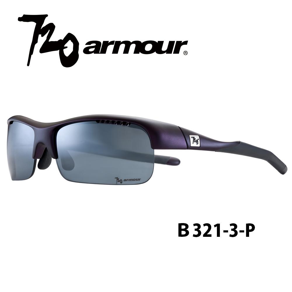720armour レディース向けサングラス Fly ノーマルレンズ B321-3-Pセブントゥエンティアーマー