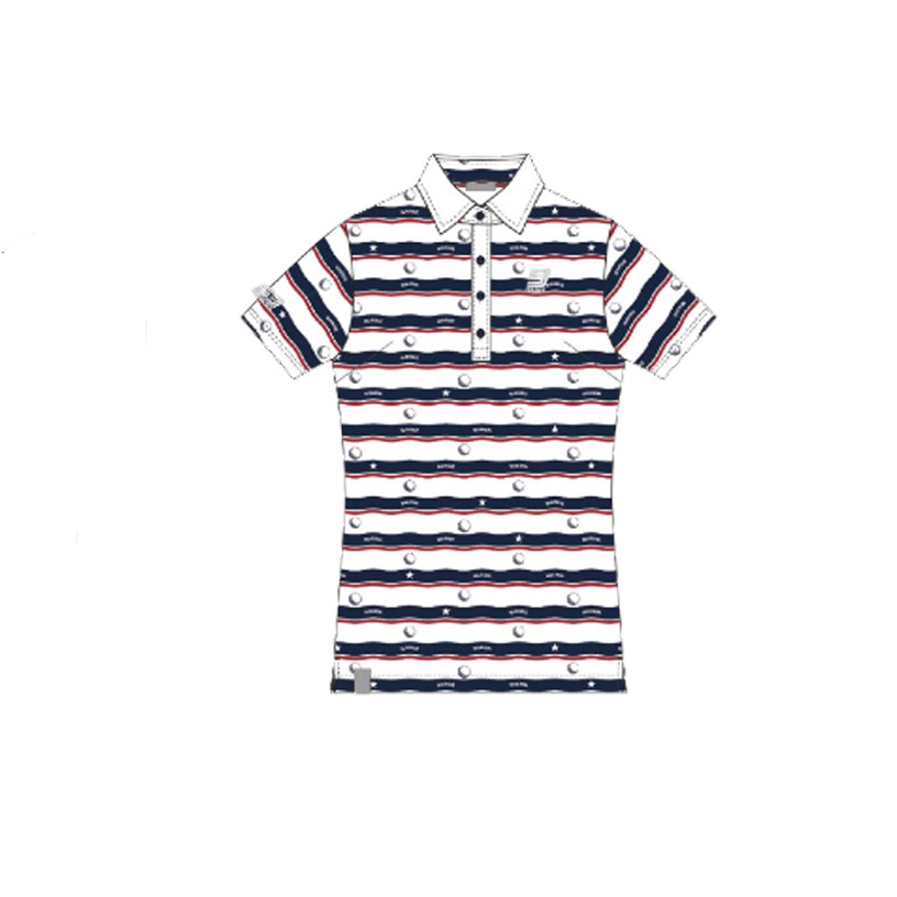 WINWIN STYLE ウィンウィンスタイル WINWIN MARINE ウィメンズレギュラーカラーシャツ ホワイト ANU-26