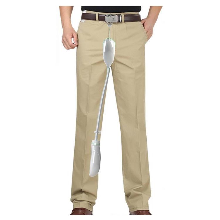 男性用携行型 身体に付けない収尿器 「Mr.ユリナー」