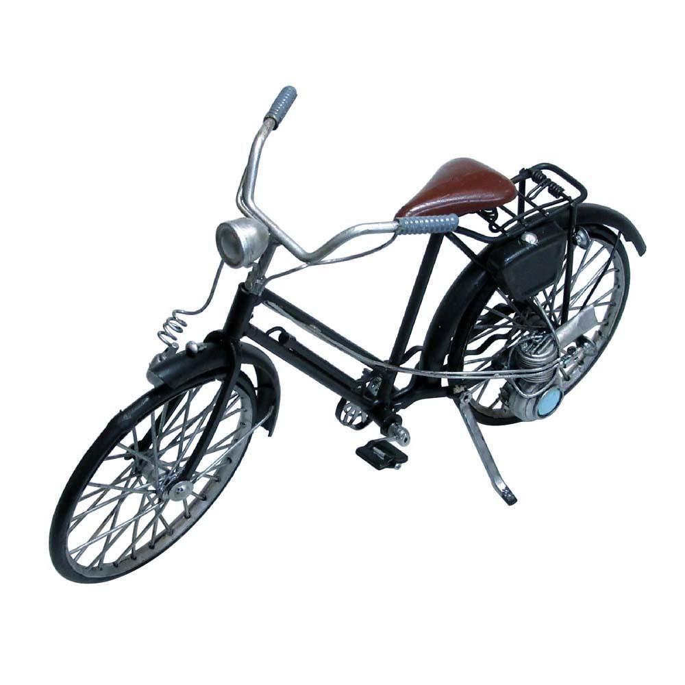 アンティークオブジェ ブリキのおもちゃ(bicycle) 27616