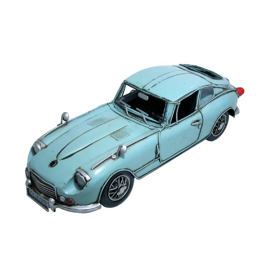 アンティークオブジェ ブリキのおもちゃ(sports car) 27615
