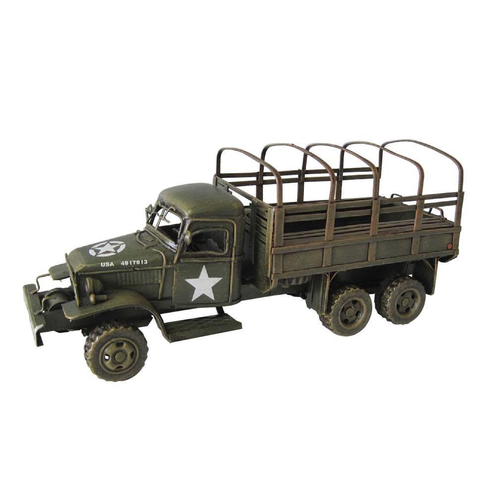 アンティークオブジェ ブリキのおもちゃ(truck) 27578