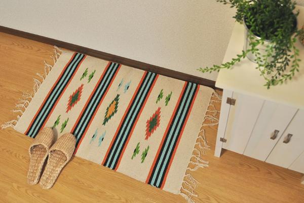 tabisuru asia no zakkaten door mat room in kitchen mats floor mats