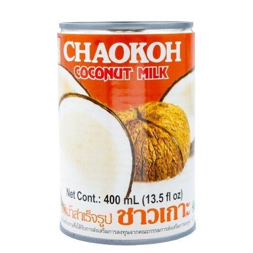 ココナッツミルク 400ml×24個 チャオコー