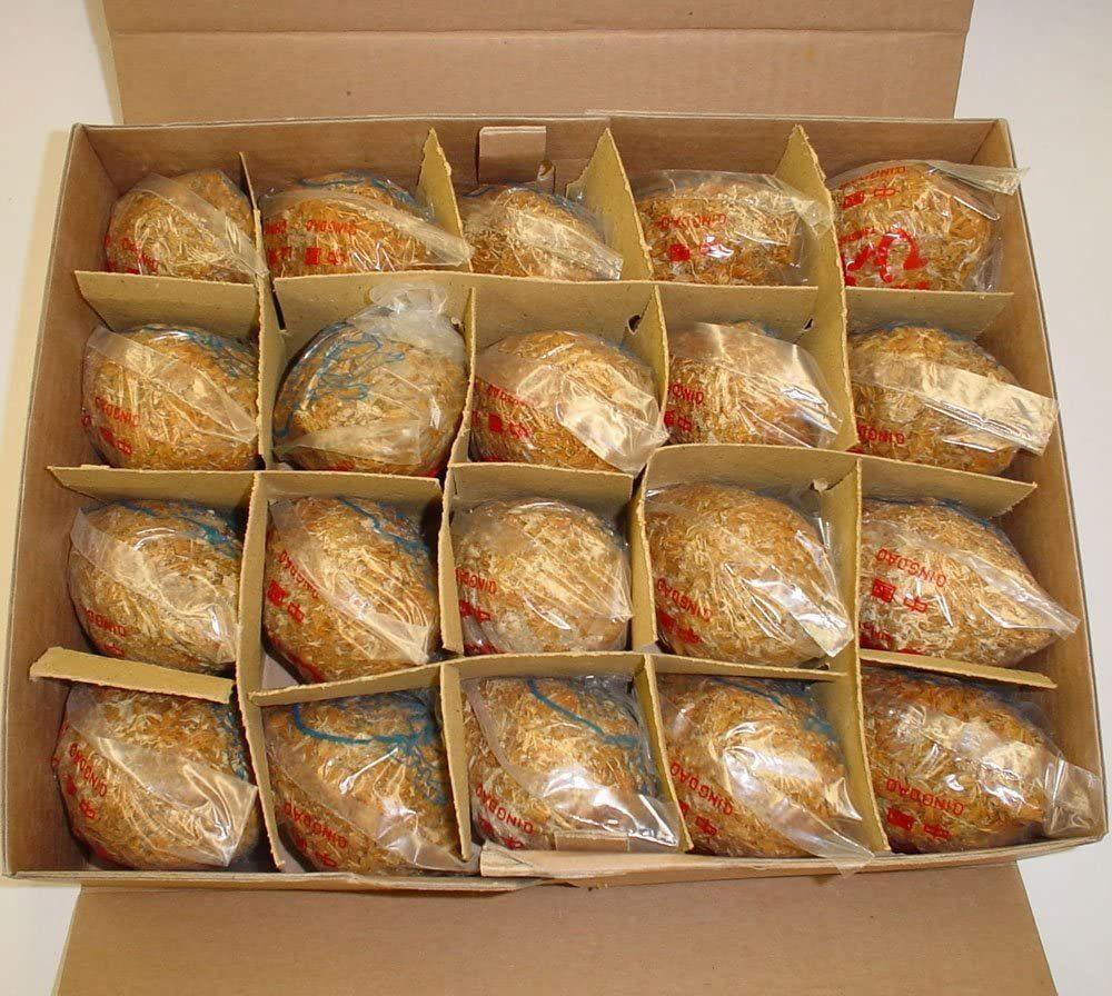 中国伝統的な製造工程によって作られたピータン 青島皮蛋 チンタオピータン Lサイズ 中国産 20個入り 漬物 硬芯タイプ 送料無料 2箱セット 売却
