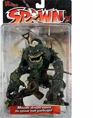 【McFarlane Toys Spawn Series 12 】スポーン・ウルトラ・アクションフィギュア THE HEAP/ザ・ヒープ