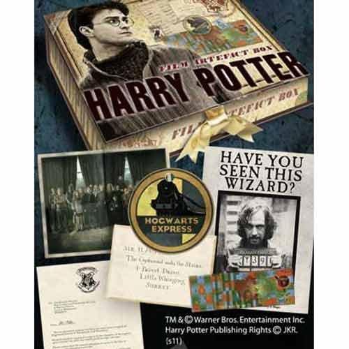 ハリー・ポッター ハリー・ポッター コレクションボックスレプリカ NN7430